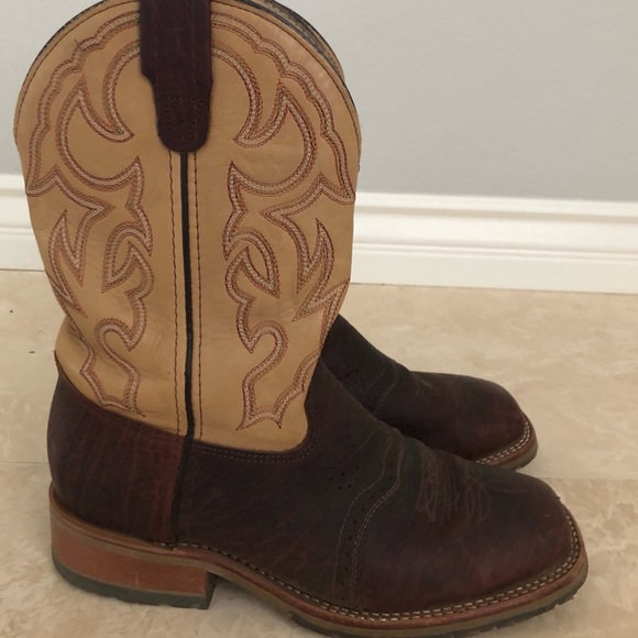 011db19dc85 Double H Boots